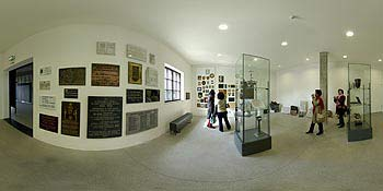 Dachau reflection room